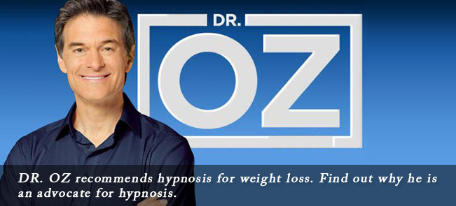 Hypnotism for weight loss